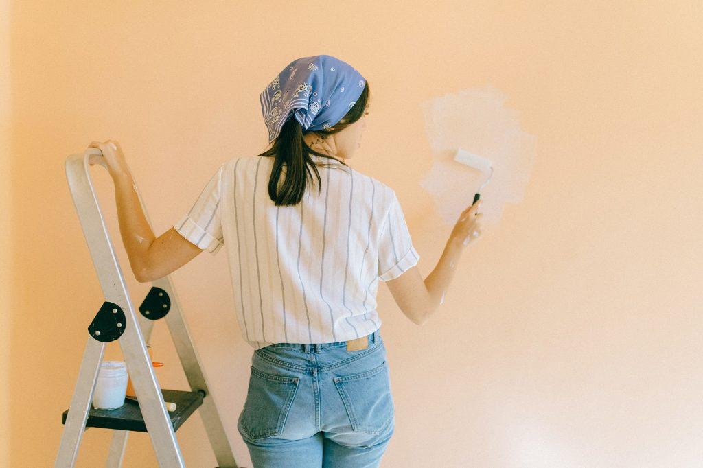 Pinturas y colores para reducir el estrés